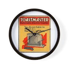 Toastmaster 1A1 Wall Clock