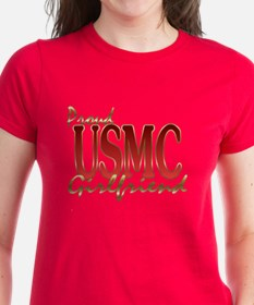 usmc girlfriend Tee