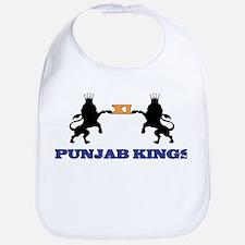 Punjab Kings 11 Bib