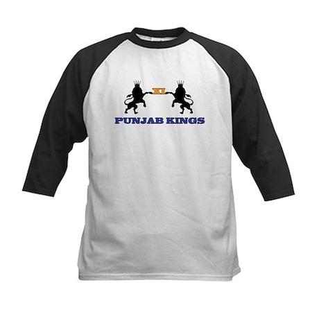 Punjab Kings 11 Kids Baseball Jersey