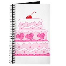 Pink Cake Journal