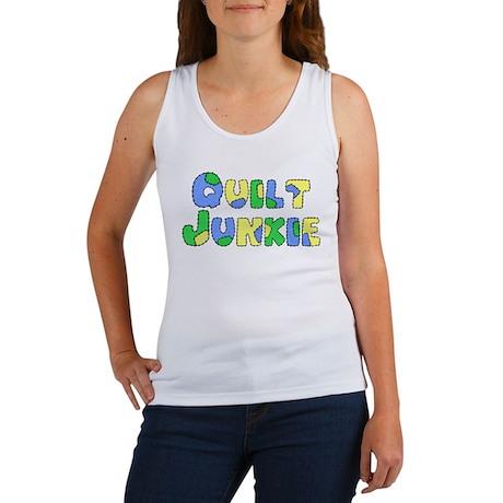 Quilt Junkie Women's Tank Top