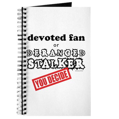 Stalker1 Journal