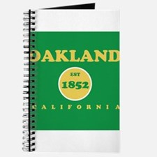 Oakland 1852 Journal