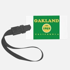 Oakland 1852 Luggage Tag