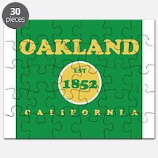 Oakland 1852 Puzzle