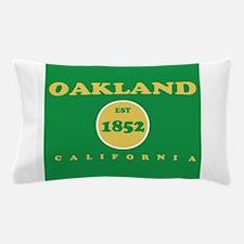 Oakland 1852 Pillow Case