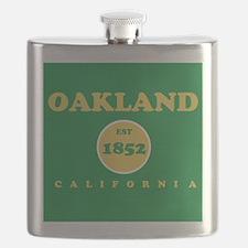 Oakland 1852 Flask