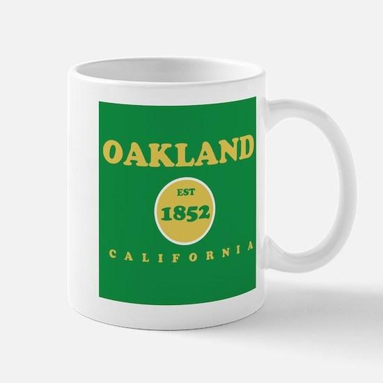 Oakland 1852 Mug