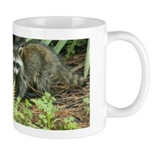 Baby Raccoons Mug