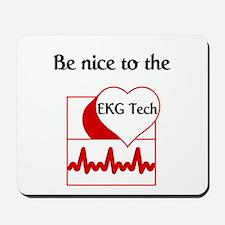 EKG Tech Mousepad