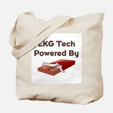 EKG Tech Tote Bag