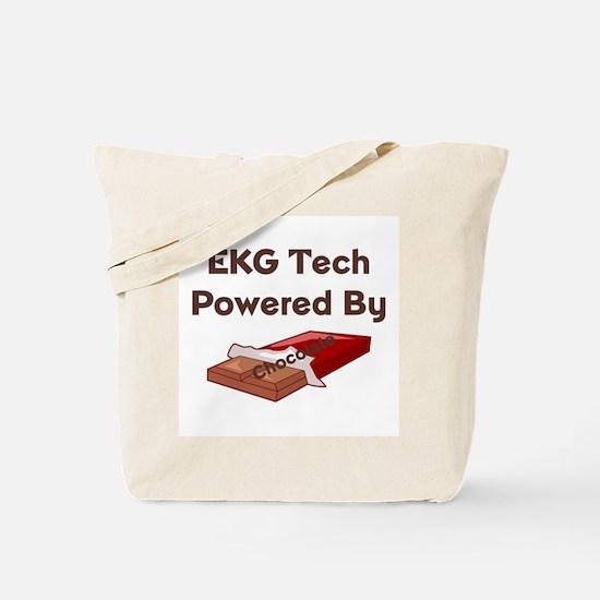 EKG Tech Tote Bag