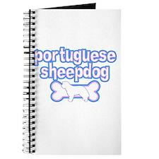 Powderpuff Portuguese Sheepdog Journal