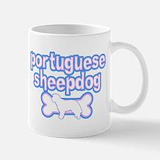 Powderpuff Portuguese Sheepdog Mug