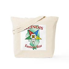 Illinois Eastern Star Tote Bag
