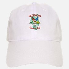 Illinois Eastern Star Baseball Baseball Cap