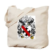 Nelson Family Crest Tote Bag