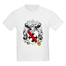 Nelson Family Crest Kids T-Shirt