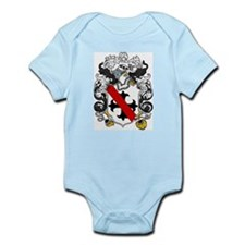 Nelson Family Crest Infant Creeper