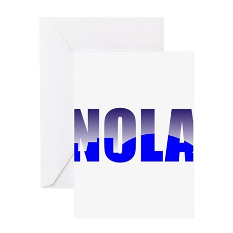 NOLA Greeting Card