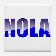 NOLA Tile Coaster