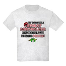 Jamie A's My Daddy's A Combat Controller... T-Shirt