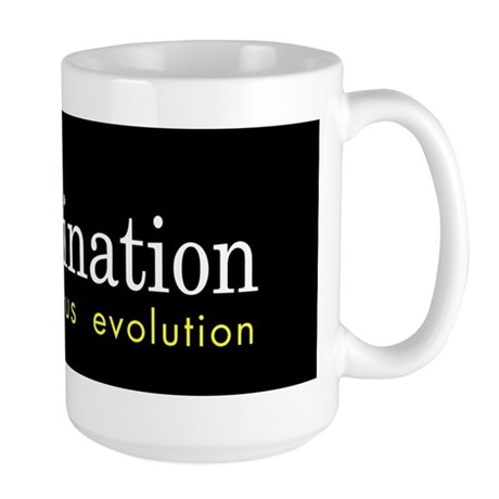 Illumination - Conscious Evolution<br>Large Mug