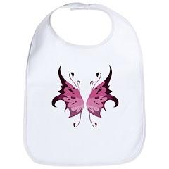 Butterfly Wings Bib