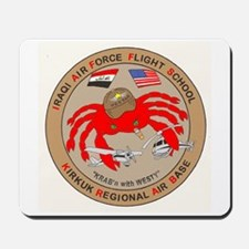 IRAQI FLT SCHOOL Mousepad