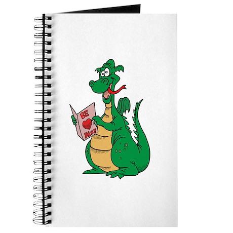 Be Mine Dragon Journal