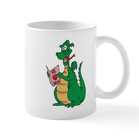 Be Mine Dragon Mug