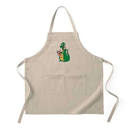 Be Mine Dragon BBQ Apron