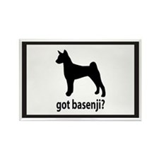 Got Basenji? Rectangle Magnet