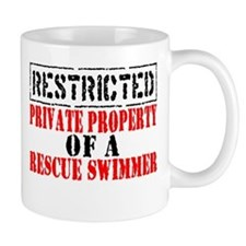 Rescue Swimmer Small Mugs