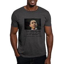"""""""57 States?"""" T-Shirt"""