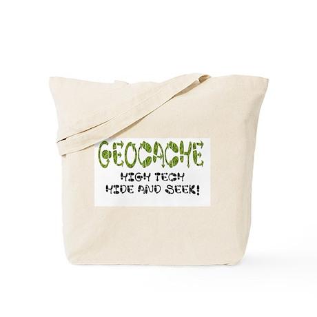 Geocache! Tote Bag