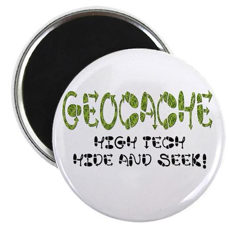 "Geocache! 2.25"" Magnet (10 pack)"