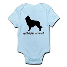 Got Belgian Tervuren? Infant Bodysuit