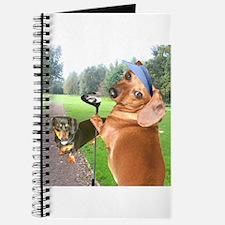 Golf Dogs Journal