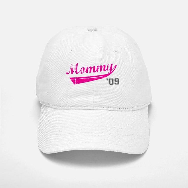 mommy '09 Baseball Baseball Cap