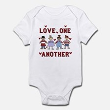Love One Another Infant Body Suit