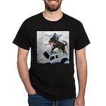 Chihuahua Trucker Dark T-Shirt
