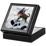 Chihuahua Trucker Keepsake Box