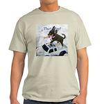 Chihuahua Trucker Light T-Shirt