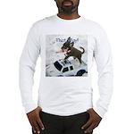 Chihuahua Trucker Long Sleeve T-Shirt