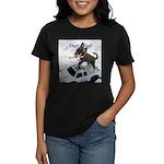 Chihuahua Trucker Women's Dark T-Shirt