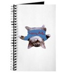 Yoga Kitty Cat Journal