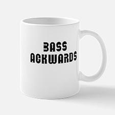 Bass Ackwards Mug
