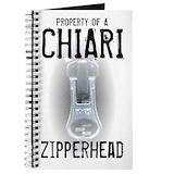Chiari malformation Journals & Spiral Notebooks